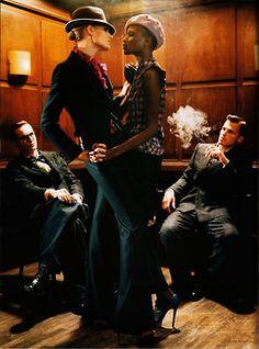 """Mrs. Dandy"" by Photographer Koto Bolofo-Vogue Germany"