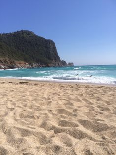 Cleopatra Beach, Alanya Best Beaches In Europe, Beaches In The World, Turkey Resorts, Turkey Places, Alanya Turkey, Visit Turkey, Scenery Pictures, Turtle Beach, Paradise On Earth