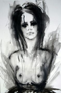 """Saatchi Online Artist Fiona Maclean; Painting, """"Thea's Gift"""" #art"""