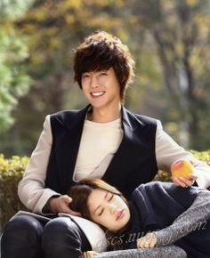 Kim Hyun Joong & Jung So Min<3 #PlayfulKiss