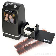 Film 2 SD Scanner