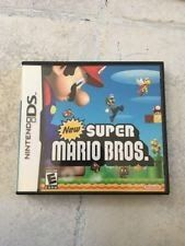 Nintendo DS Used New Super Mario Bros. Game with Box