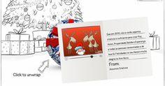 Clique na imagem abaixo para ver o Cartão de Natal   Caros leitores criativos.   Para nós, da Equipe Assuntos Criativos, 2009 foi um ano mui...