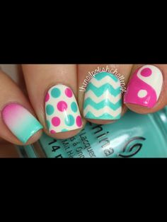 Cute Nail Patterns