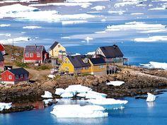 Greenland Photos - Kulusuk closeup | iExplore