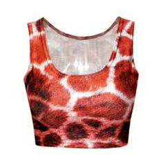 Animal Print Crop Top New Animal Print Crop Top see all styles to bundle & save!  If you like Kate Spade Free People Anthropolgie Urban Outfitters or Brandy Melville Aeropostale Forever 21 H&M Roxy True Religion PacSun Hollister American Eagle  #flawlessfashions04 Rima Imar Tops Crop Tops