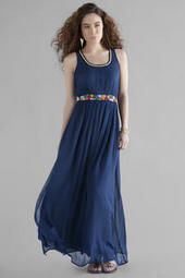 Yucatan Embellished Maxi Dress from Francesca's. OBSESSED!