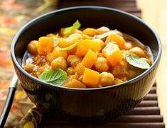 Healthy recipe from safefood.  Nutritionally analysed by our in house team of experts. #Vegetarian #Curry #Butternut #Squash