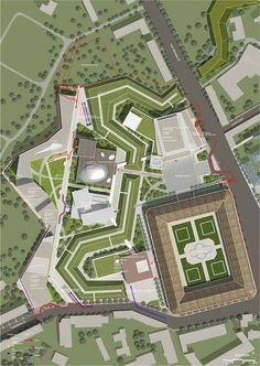 Beautiful Landscape Architecture Plan top 100 amazing landscape layout ideas v.3   download cad blocks