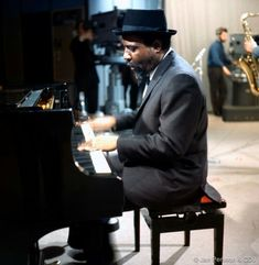Thelonious Monk by Jan Persson
