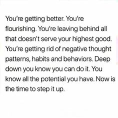 Step it up Motivation quotes on white background Self Love Quotes, Words Quotes, Wise Words, Quotes To Live By, Best Quotes, Life Quotes, Sayings, Positive Affirmations, Positive Quotes