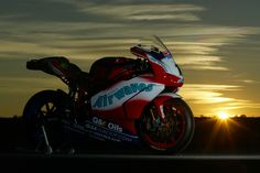 BSB Ducati 999R Superbike