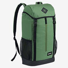 Hurley Daley Backpack Light PineBlackWhite Travel Bags >>> Click image for more details. (Note:Amazon affiliate link)