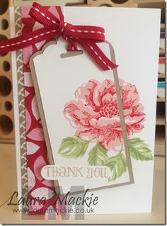 Stampin'+Up!+UK+Demonstrator+Laura+Mackie:+Stampin+up!+a+blossom+of+thanks