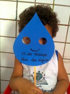 Resultado de imagem para dia da agua lembrancinhas Kids Crafts, Toddler Crafts, Diy And Crafts, Spring Activities, Activities For Kids, Learn Arabic Alphabet, Earth Day Crafts, World Water Day, Water Crafts