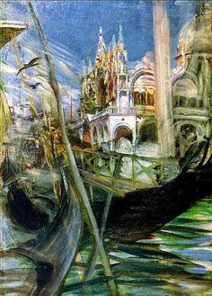 Giovanni Boldini Venice