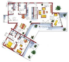 1000 images about architektur on pinterest haus floor plans and house plans. Black Bedroom Furniture Sets. Home Design Ideas