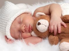As 10 dicas para melhorar a rotina do bebê recém-nascido! - Just Real Moms