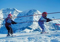 Where to Take Kids Skiing in the Alps This Winter