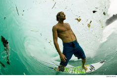 A new movement by local surfers aims to clean up a massive trash problem at a world-renowned surf destination.