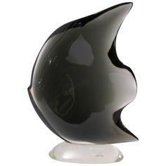 Archimede Seguso 1960s Murano Glass Fish 1
