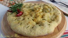 #gialloblogs #ricetta #Focaccia al limone e rosmarino | In cucina con Mire