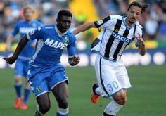 0-0 mellem Udinese og Sassuolo