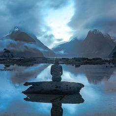 Alone time in Milford Sound - -  #newzealandvacations #tentree #ig_refined #newzealandguide #newzealand #ig_newzealand #epicworldpix #getoutside #aov #createcommune #natphotographers #iggloballife #nature_wizards_vip #feedbacknation #leefilters #pacificvacations #the_worldscapes #nightphotographyexklusive #nationaldestinations #christchurchnz #destinationnz #lovefiordland #campermate #moody_grams