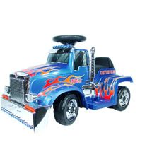 Walmart: Transformers Optimus Prime Truck 6-Volt Battery-Powered Ride-On-awesome!!