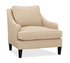 Living Room Chairs & Occasional Chairs | Pottery Barn - Landon