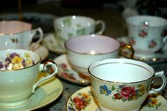 Image detail for -Make Your Own Tea Party | Afternoon Tea Party