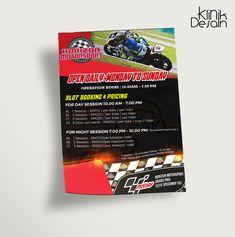 Horizon Motorspot Leaflet  Visit Our Website klinikdesainku.com or Instagram @klinikdesainku #Malaysia