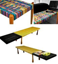 Toque, Outdoor Furniture, Outdoor Decor, Ottoman, Blog, Home Decor, Style, Furniture, Blue Prints