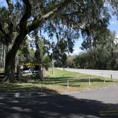 Hillsborough River State Park in Florida