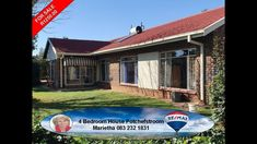 Remax Potchefstroom : Family home in scheepers str Potchefstroom for sale 4 Bedroom House, Beautiful Family, Science And Technology, Property For Sale, Home And Family, Mansions, House Styles, Outdoor Decor, In Laws