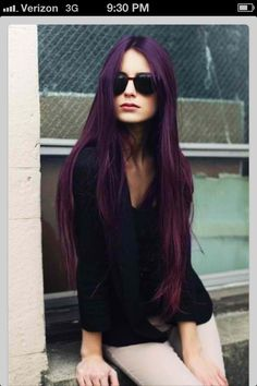 that hair color!!!!
