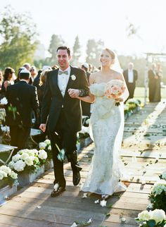 Los Angeles Country Club Wedding by Amy and Stuart Photography + Love Luck and Angels  Read more - http://www.stylemepretty.com/2012/07/03/los-angeles-country-club-wedding-by-amy-and-stuart-photography-love-luck-and-angels/