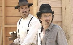 Seth Bullock/Sol Starr, Deadwood