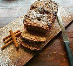 recept kruimelcake met banaan en kaneel gemakkelijk en lekker