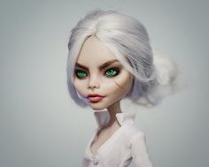 Cara Delevingne as Ciri Well… now I wanna do a full cosplay x)))