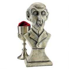 """Nosferatu the Vampire"" Bust $24.95"