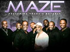 """Frankie Beverly And Maze - Before I Let Go.loove vivan gren!but nothing olike thee original!!!whu remembas li'l jay's???line dancing nd all that!new owners!:(but its all good!we got """"vevo""""!:)"""