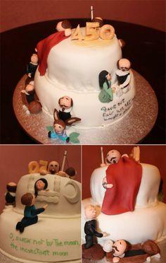 Fabulous 7 Best Shakespeare Cake Ideas Images Shakespeare Shakespeare Funny Birthday Cards Online Benoljebrpdamsfinfo