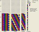 A lot of beads crochet patterns