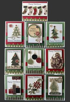 Cards for Christmas: