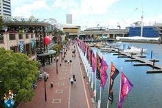 Darling Harbour - Sydney (Australia)