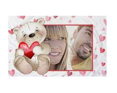 Federa Cuscino Sweet teddy bear