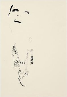 Secret Diary Of A Young Fashionista: Fashion Illustrations - Chanel
