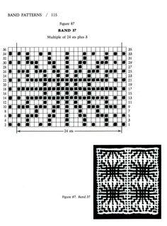 Mosaic Knitting Barbara G. Walker (Lenivii gakkard) Mosaic Knitting Barbara G. Walker (Lenivii gakkard) #120