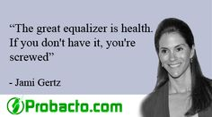 Health As A Equalizer